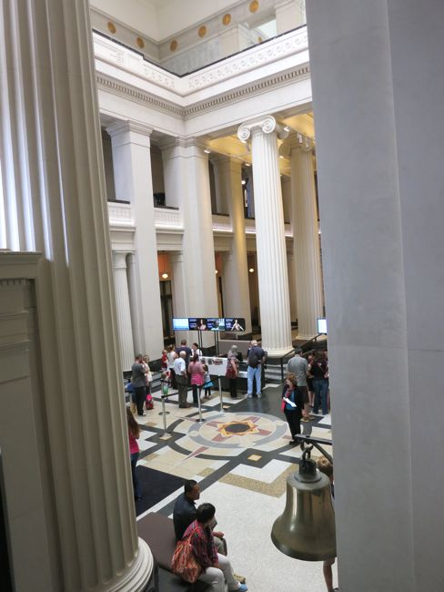 Front Entry Hall, Auckland Museum