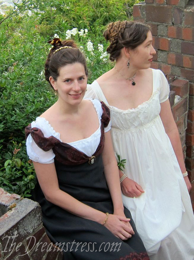 Regency frocks thedreamstress.com4