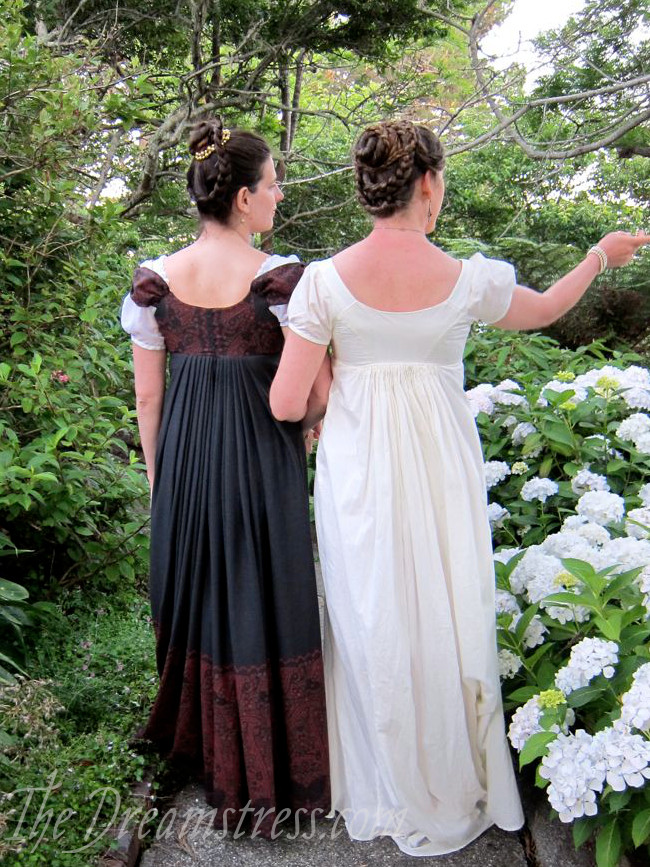 Regency frocks thedreamstress.com5