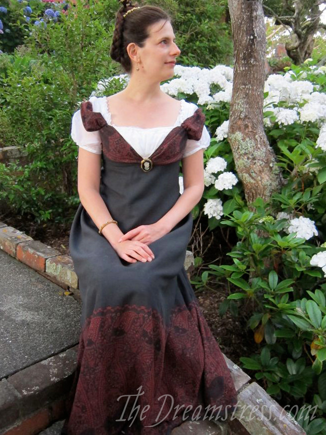 Regency frocks thedreamstress.com6