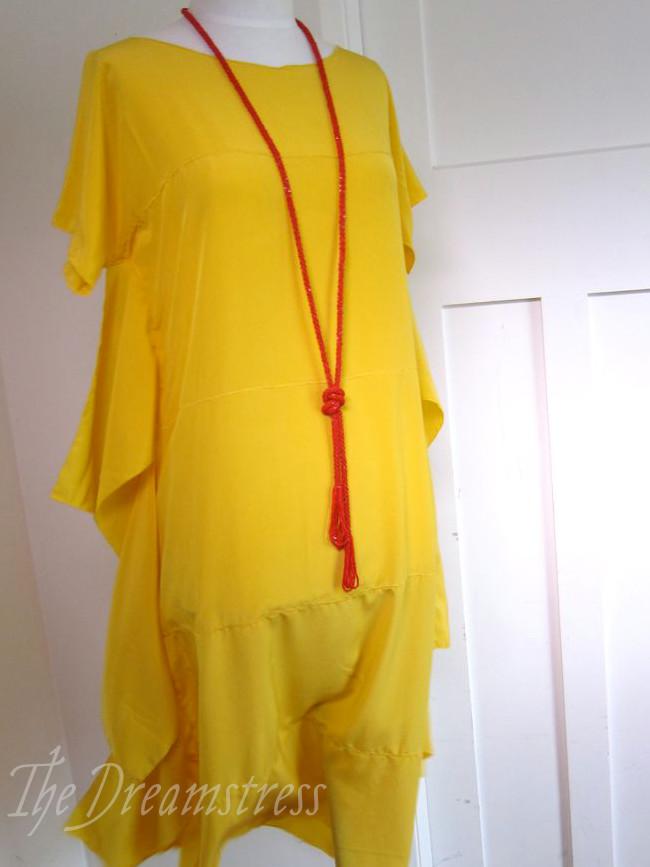1920 Vionnet Dress thedreamstress.com3