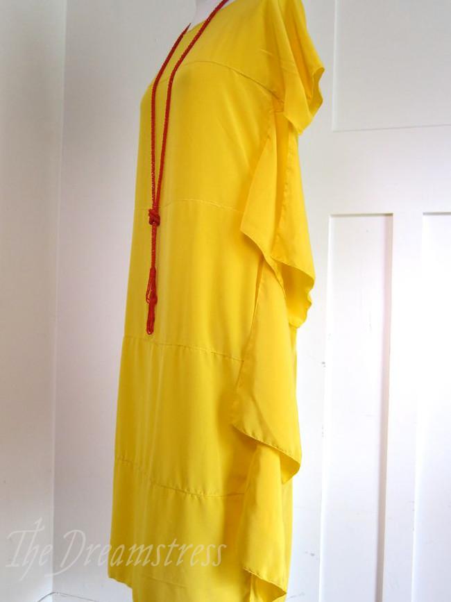 1920 Vionnet Dress thedreamstress.com4