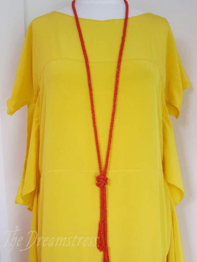 1920 Vionnet Dress thedreamstress.com7