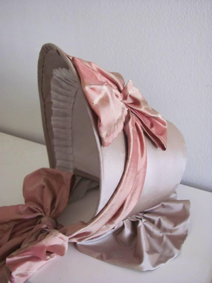 HSF Stashbusting Christina's 1861 bonnet