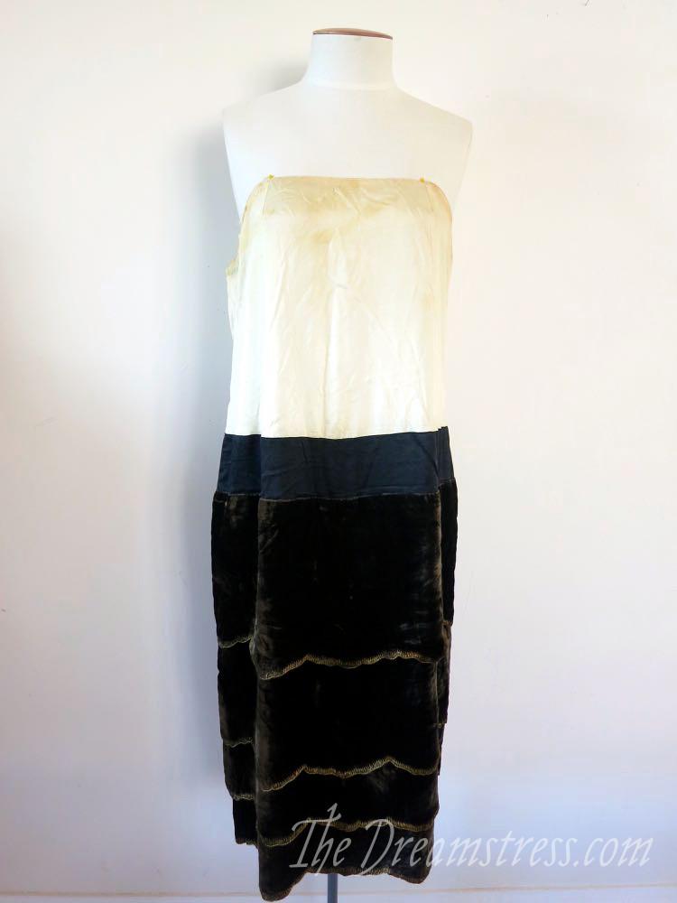 1920s tea gown thedreamstress.com01