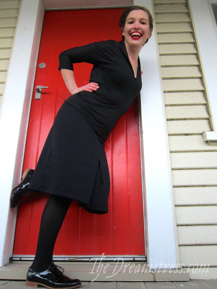 The 1930s inspired Stella Skirt thedreamstress.com - 13