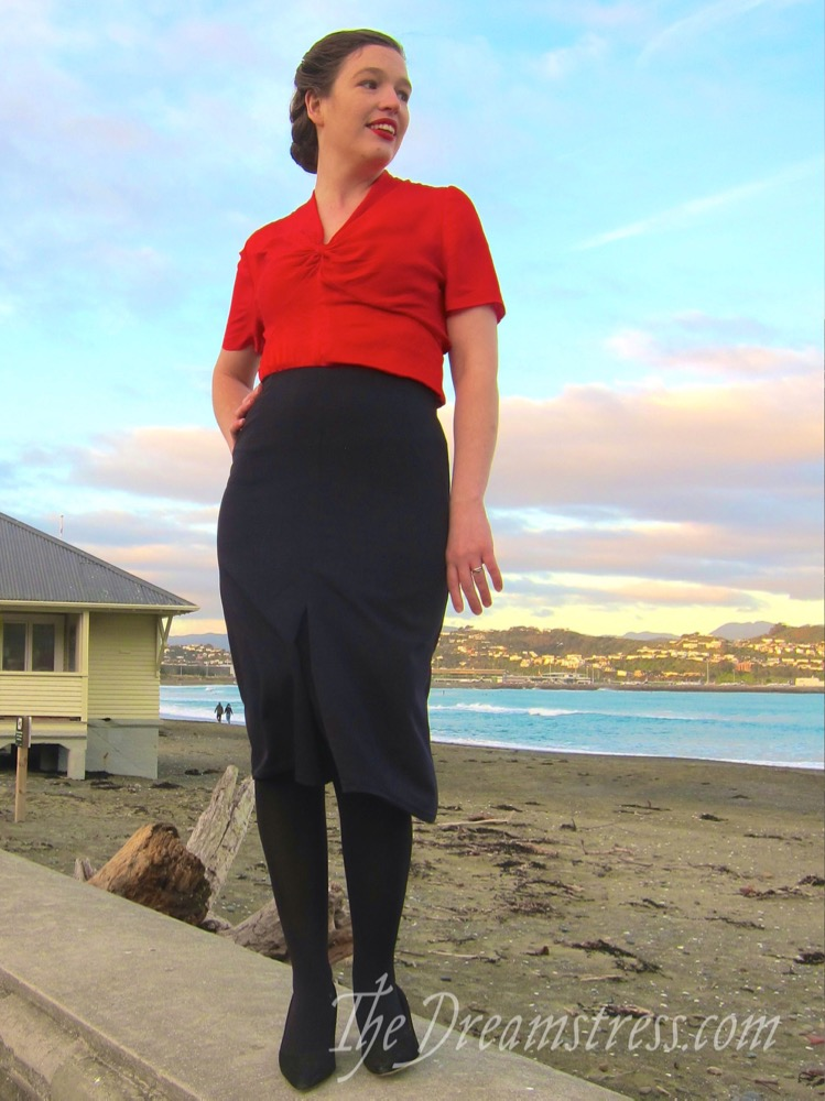 The 1930s inspired Stella Skirt thedreamstress.com - 3