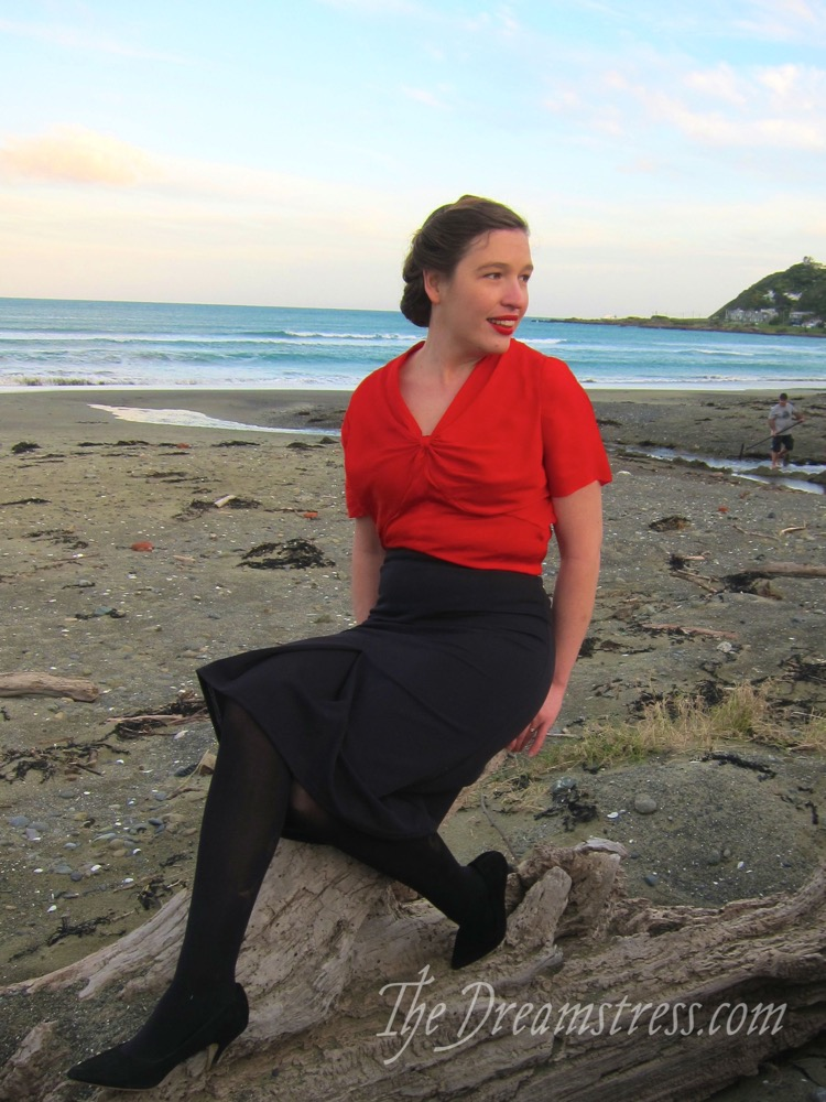 The 1930s inspired Stella Skirt thedreamstress.com - 5