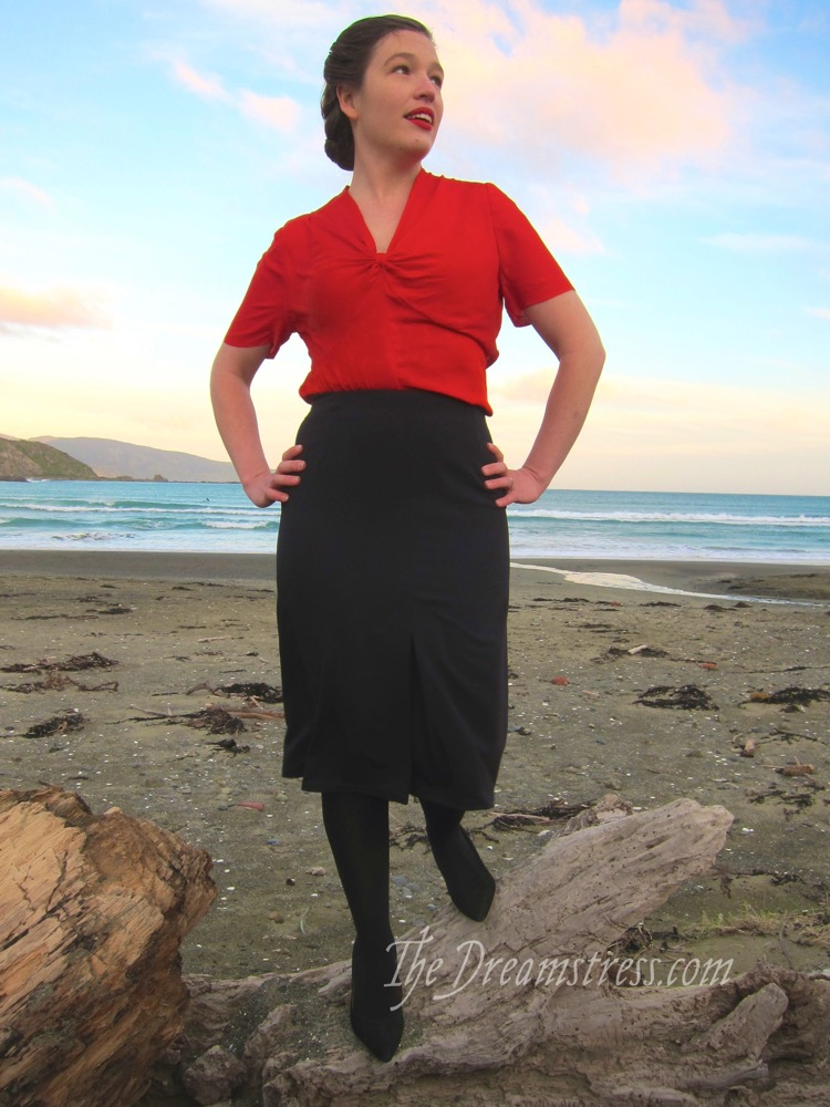 The 1930s inspired Stella Skirt thedreamstress.com - 6