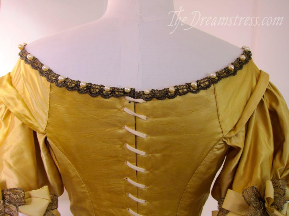 1660s Ninon bodice thedreamstress.com6