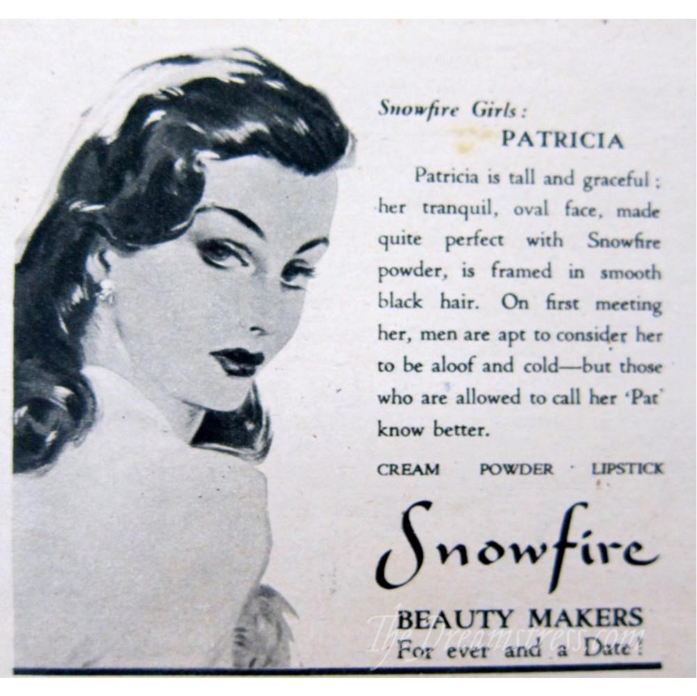 1945 advertisements thedreamstress.com1
