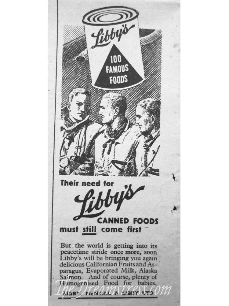 1945 advertisements thedreamstress.com5