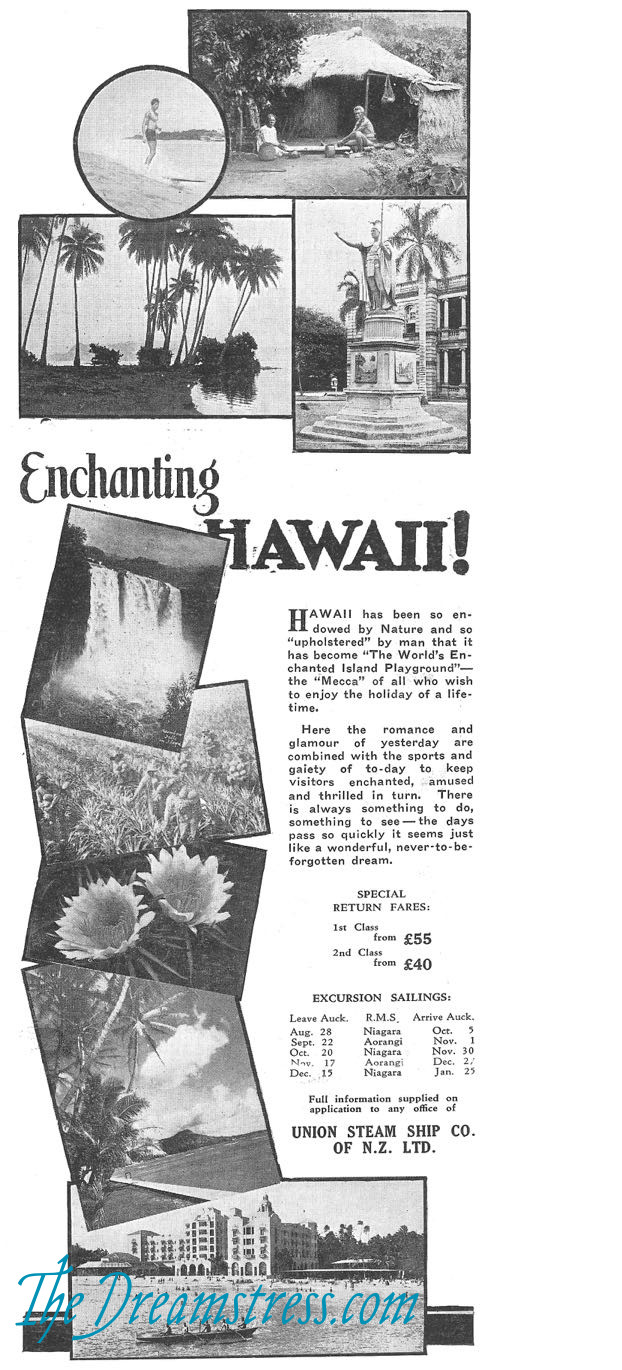 A Hawaiian escape thedreamstress.com1