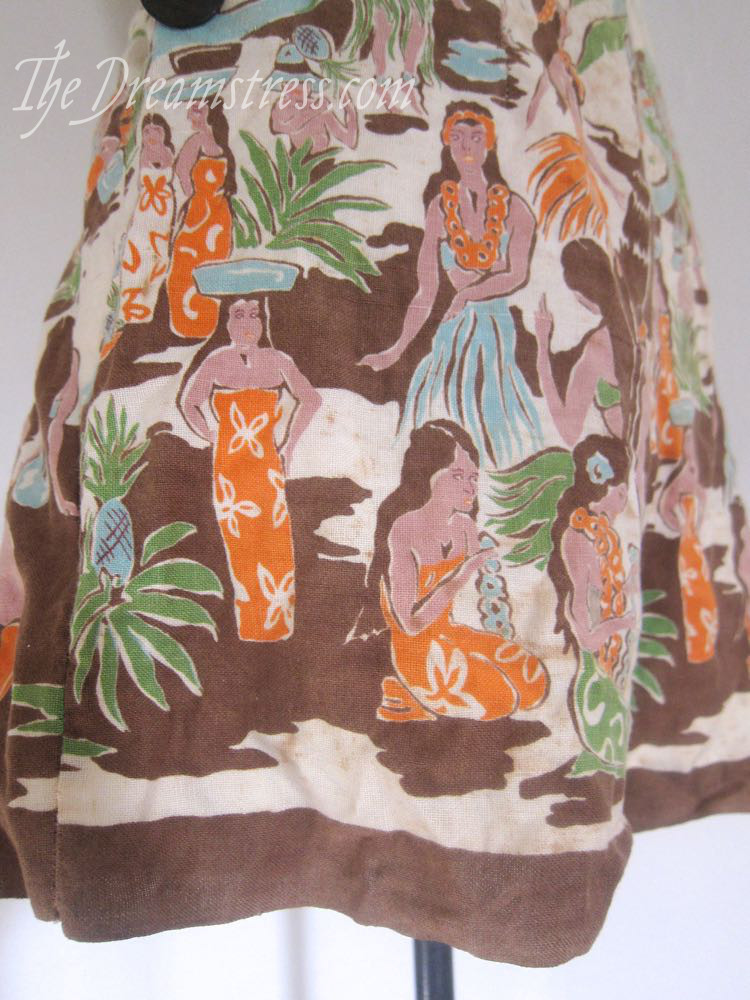 1930s Hawaiian playsuit thedreamstress.com05
