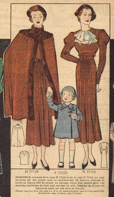 1935, Petit Echo de la Mode