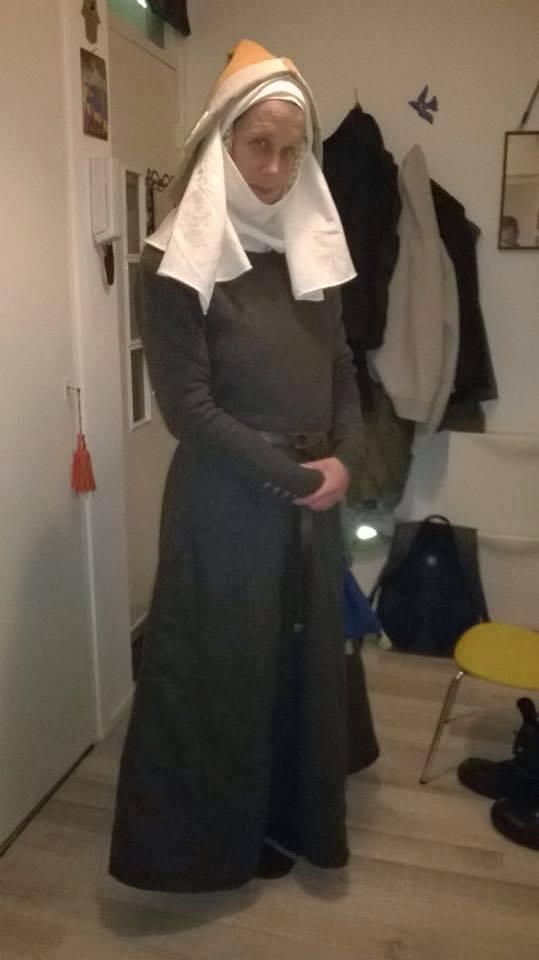 5 Patricia's 1370s dress