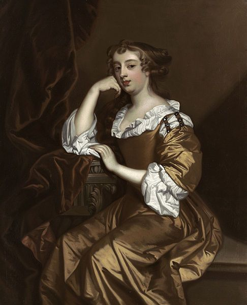 Elizabeth Wriothesley, Countess of Northumberland, later Countess of Montagu (1646-90), by Peter Lely, c. 1668