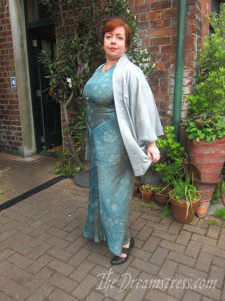 Afternoon tea & dress ups thedreamstress.com