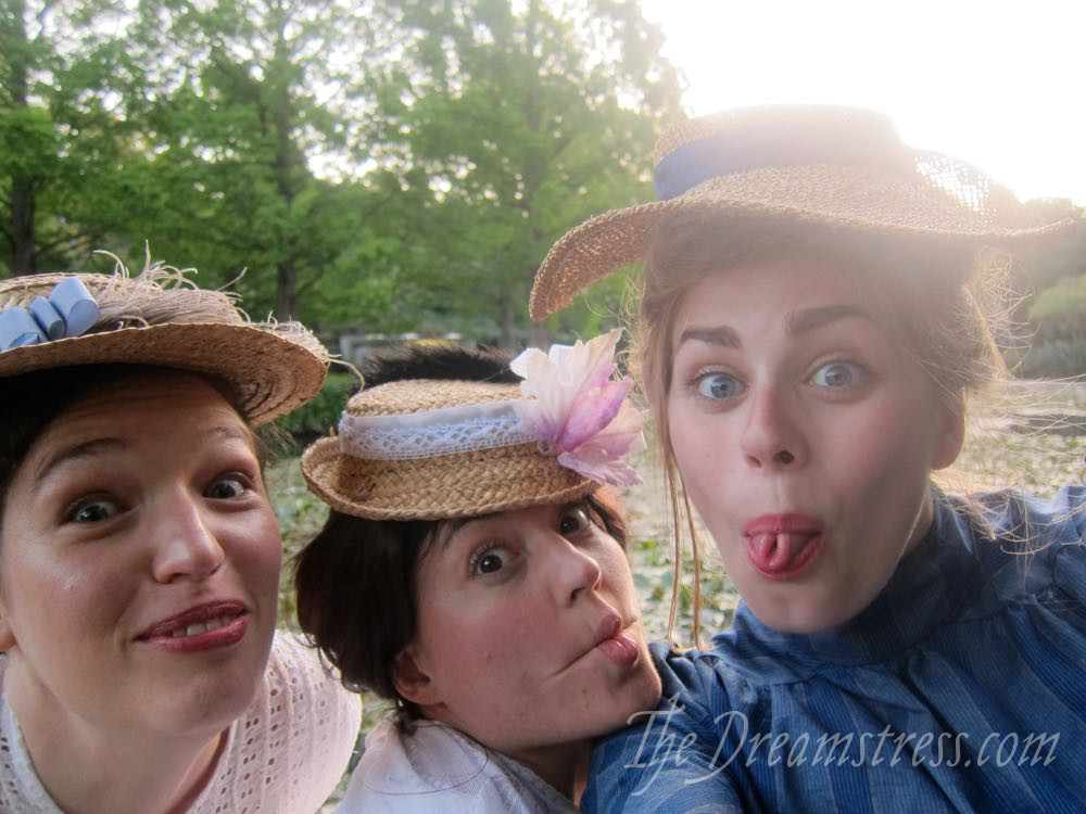 Anne of Green Gables in Taranaki thedreamstress.com