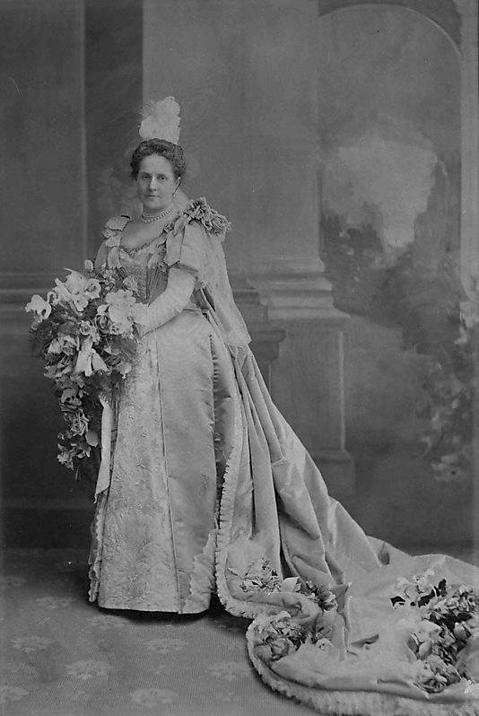 Emily Warren Roebling, 1896
