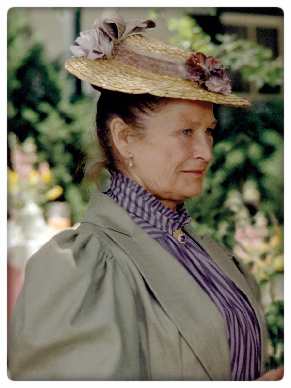 A blouse for marilla of anne of green gables the dreamstress for Anne la maison aux pignons verts