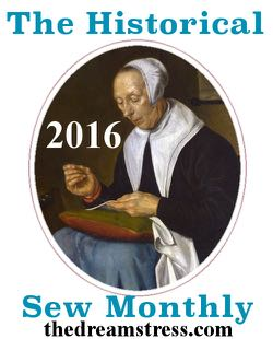 Historical Sew Monthly  icon