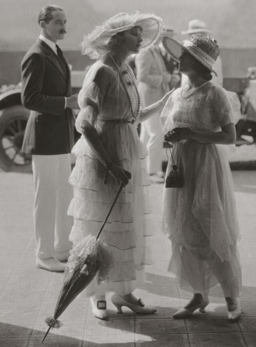 Anna Q. Nilsson and Ethel Clayton – 1919