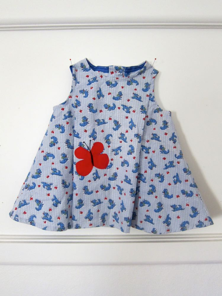 Sewing for wee ones thedreamstress.com1