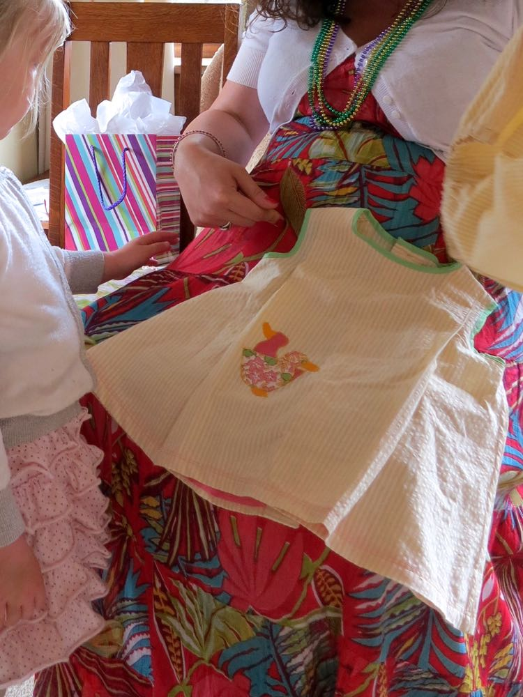 Vintage sewing for wee ones thedreamstress.com6
