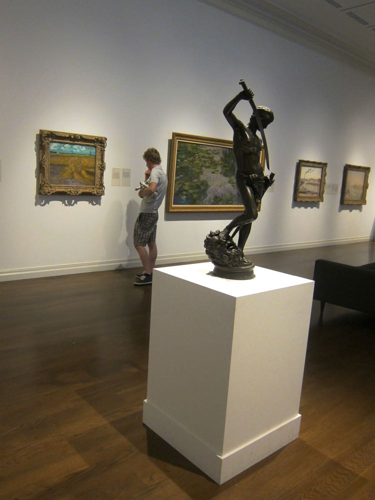 Honolulu Museum of Art, Hawaii, thedreamstress.com