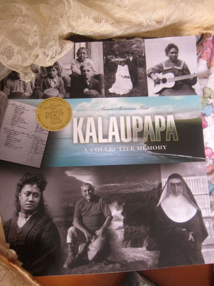 Anwei Skinsnes Law's 'Kalaupapa: A Collective Memory'
