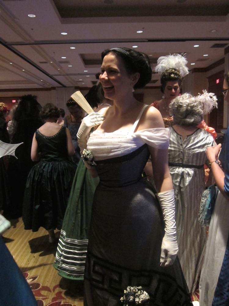 Costume College Gala Night 2016 thedreamstress.com