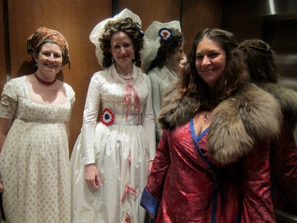 How to have an awesome time at Costume College, thedreamstress.com