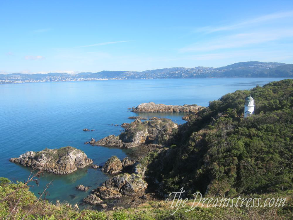Matiu Somes Island, Wellington NZ, thedreamstress.com
