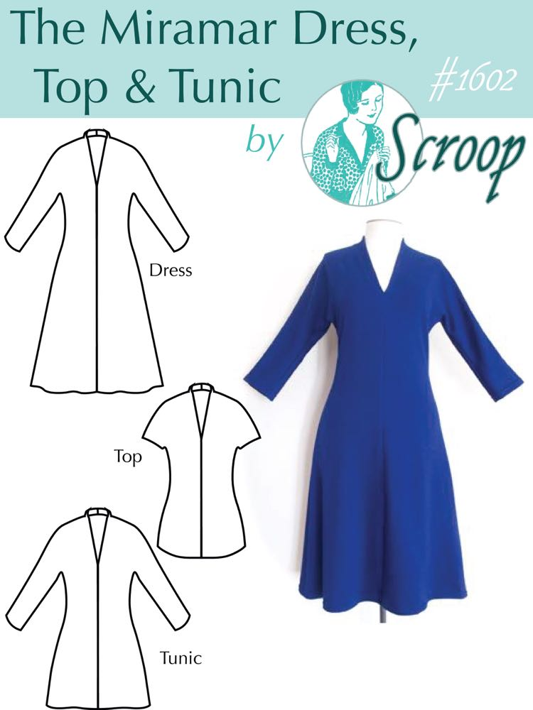 The Miramar Dress, Top & Tunic