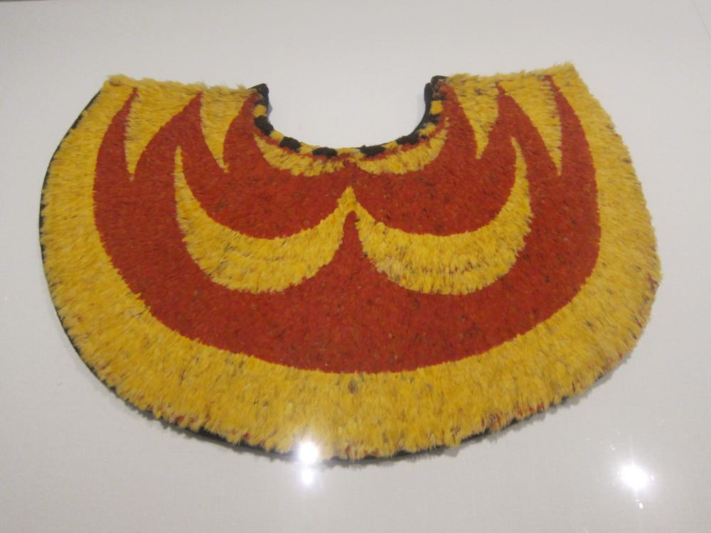 Royal Hawaiian Featherwork: Nā Hulu Ali'i at LACMA, thedreamstress.com