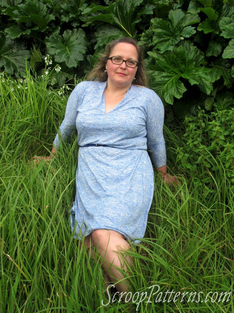 The Scroop Patterns Miramar Dress, Top & Tunic, scrooppatterns.com