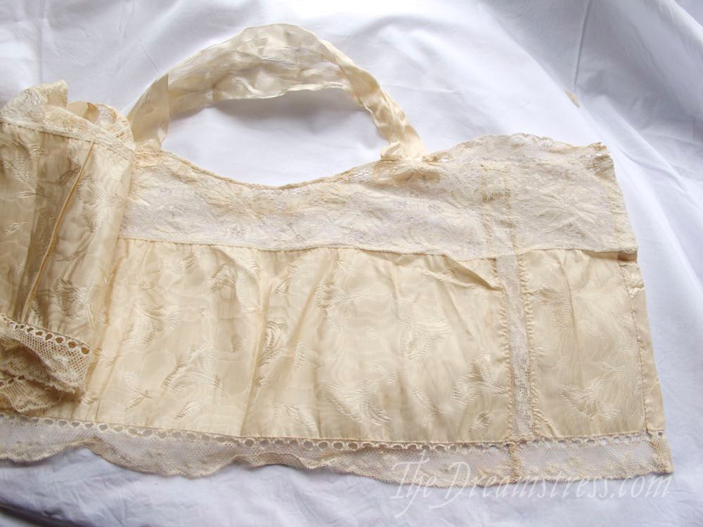 An early 20s brassiere/camisole, thedreamstress.com