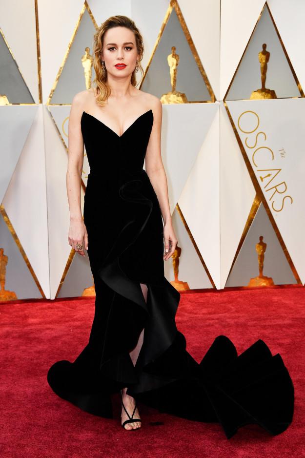 2017 Oscars Brie Larson
