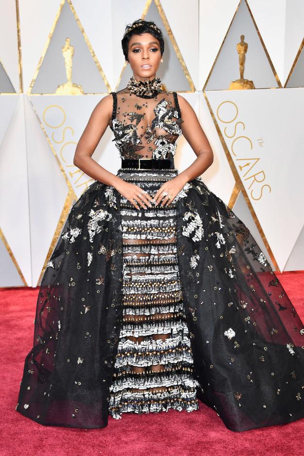 2017 Oscars, Janelle Monae