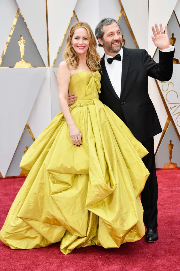 2017 Oscars Leslie Mann