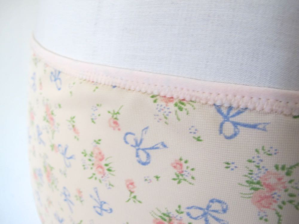 Scroop Skirt slip tutorial thedreamstress.com