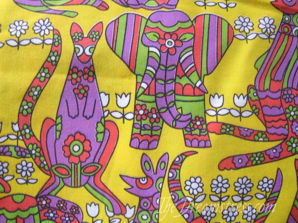 Elephants & Kangaroos thedreamstress.com