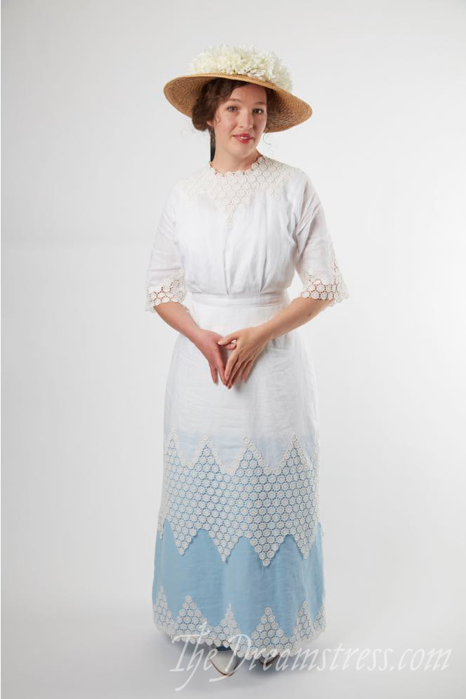 1911-12 Miss Muffet dress thedreamstress.com