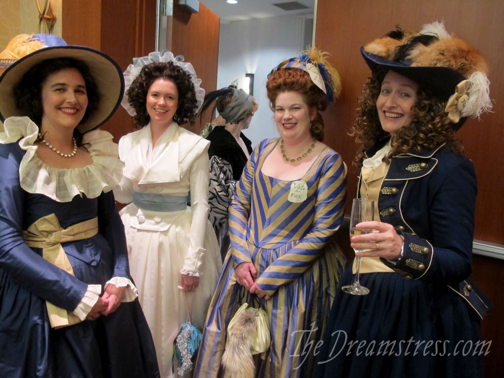 Costume College Gala 2017 thedreamstress.com