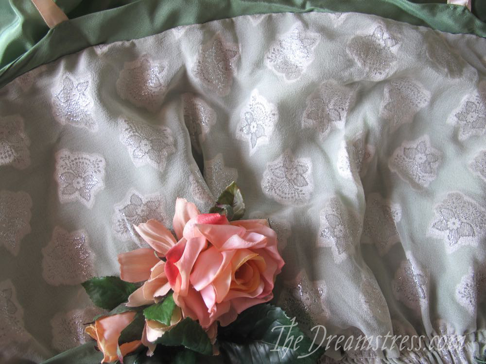 Gather Ye Rosebuds CoCo 2017 Gala Gown thedreamstress.com