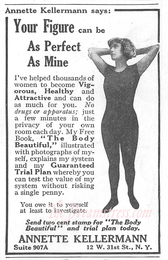 Pictoral Review, June 1915, thedreamstress.com
