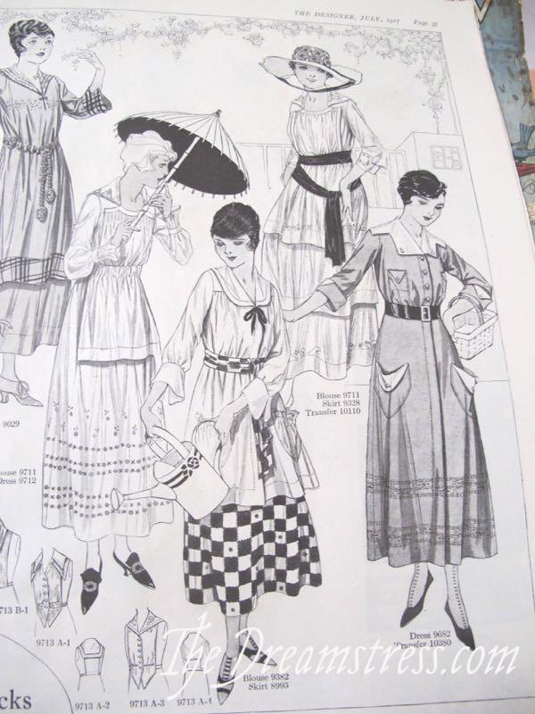 The Designer, July 1917