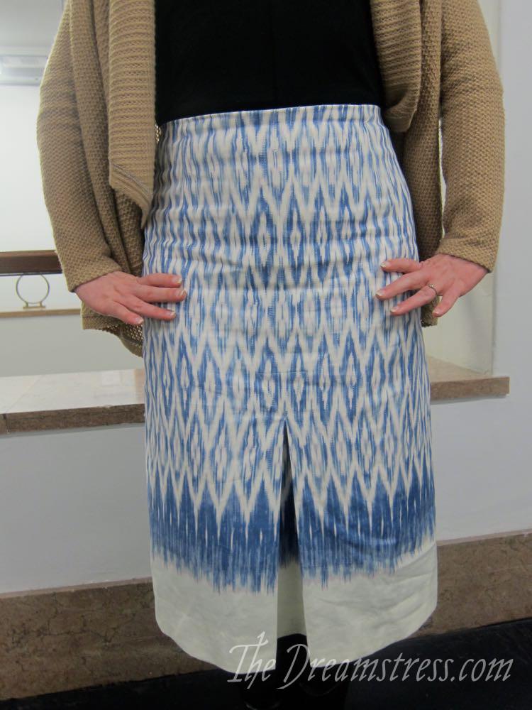 Sewing Magic Stella Skirt thedreamstress.com