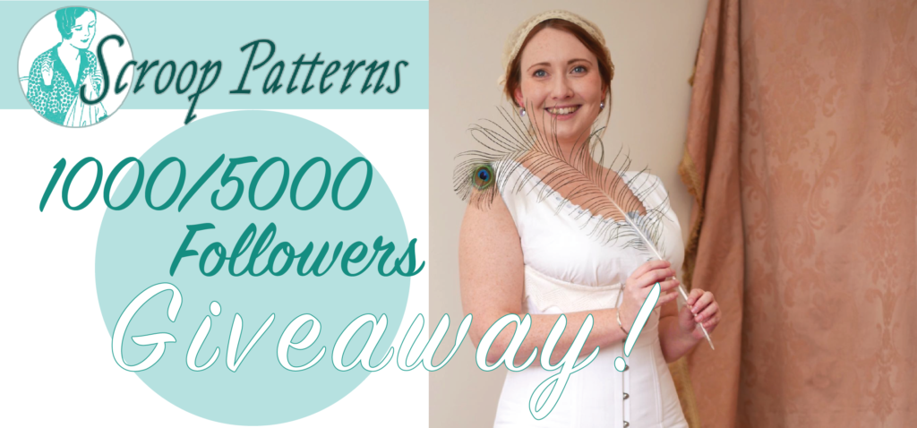 Scroop Patterns Giveaway www.scrooppatterns.com
